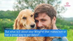 FetchaDate's WingPets: Why do you need one? Super Cute Dogs, Virtual Pet, Do You Need, German Shepherd Dogs, Labrador Retriever, Things To Think About, Pets, Projects, Labrador Retrievers