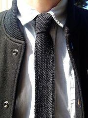 Ravelry: Reversible Skinny Tie pattern by Alice Glass