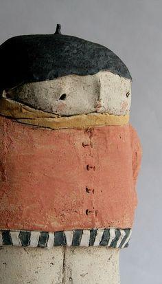 anne-sophie gilloen sculpture céramique contemporaine Sculptures Céramiques, Sculpture Art, Anne Sophie, Art Gallery, Perfect People, Cold Porcelain, Polymer Clay, Fiber, Artsy
