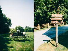 Una boda rústica y romántica | Estilo Escandinavo