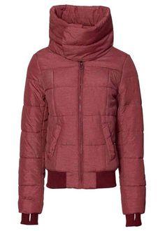 Damen  Jacke  Steppjacke Rot FreshMade Neu Gr.M