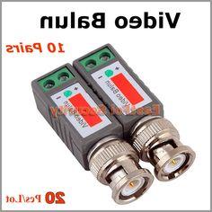 32.59$  Watch now - https://alitems.com/g/1e8d114494b01f4c715516525dc3e8/?i=5&ulp=https%3A%2F%2Fwww.aliexpress.com%2Fitem%2FCCTV-Camera-surveillance-accessories-Single-channel-passive-video-balun-Support-all-video-device-Full-mition-CCTV%2F32584664520.html - CCTV Camera surveillance accessories Single channel passive video balun Support all video device Full-mition CCTV video
