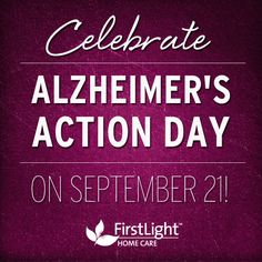 Mark your calendar for Alzheimer's Action Day! #alzheimers #tgen #mindcrowd www.mindcrowd.org