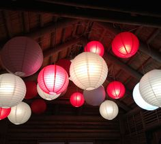 You have a party, a wedding or a birthday to celebrate and you would like to create a unique and original decoration? Express your creativity and choose hanging paper lanterns!