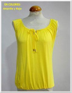 Nuevos modelos de vestidos y camisetas de la marca Rango en tallas de 40 a 54