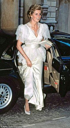 """""""Princess Diana"""" Spencer (1961-1997)"""