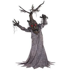Light and Motion Haunted Tree Prop - Click image twice for more info - See a larger selection of mens halloween costume at http://costumeriver.com/product-category/mens-halloween-costumes/ -  holiday costume , event costume , halloween costume, cosplay costume, classic costume, scary costume, super heroes costume, classic costume, clothing