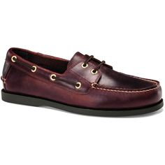 Dockers Men's Vargas Boat Shoe Athletic Boating Shoes ($60) ❤ liked on Polyvore featuring men's fashion, men's shoes, men's loafers, raisin, shoes, mens deck shoes, mens lace up shoes, sperry top sider mens shoes, mens boat shoes and dockers mens shoes