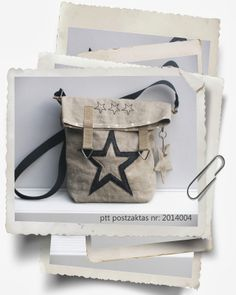 ~~* PTT stertas *~~ Diy Bags Purses, Baby Co, Linen Bag, Handmade Bags, Couture, Fabric Crafts, Messenger Bag, Satchel, Reusable Tote Bags
