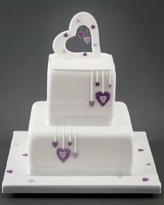 A great gallery of wedding cake ideas for brides in Darlington, Co Durham and North Yorkshire