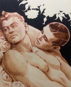 Arte porno gay