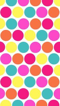 #wallpaper #lunares #colores