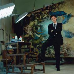 Job Profile of Art Museum Director: Portrait of Miguel Zugaza, director of Prado Museum, Madrid on 26 April 2006.