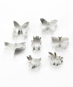 Seven-Piece Mini Insect Cookie Cutter Set #zulily