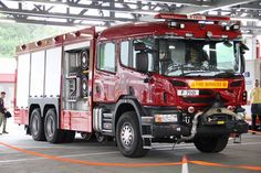 F7001 Road Rail Fire Appliance