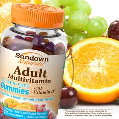 Adults can take gumm