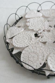 Villaa ja vaniljaa Hygge, Villa, Clay, Ceramics, Photos, Inspiration, Ornaments, Bijoux, Clays