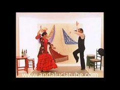 ▶ Aprenda a bailar sevillanas. Baile completo. - YouTube
