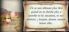 #liberté #citations #pensée #accepter #parcheminspositifs #recevoir