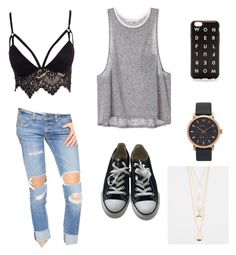 """""""Untitled #2"""" by martha-charlotte on Polyvore featuring Club L, rag & bone/JEAN, Converse, J.Crew, Marc Jacobs and Full Tilt"""