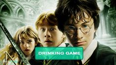 Harry Potter and the Chamber of Secrets Drinking Game Rick And Morty Season, Chamber Of Secrets, Drinking Games, Riddles, New Life, Hogwarts, Acting, Singing, The Secret