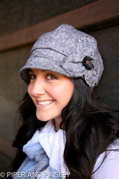 <3 these hats!