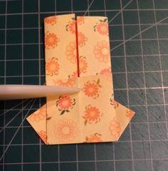 [종이접기] 복주머니 : 네이버 블로그 Origami, Learn Korean, Preschool, Japan, Learning, Kid Garden, Studying, Origami Paper, Teaching