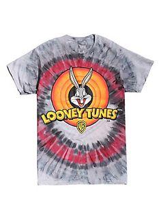 Best. Wabbit. Ever. // Looney Tunes Bugs Bunny Tie Dye T-Shirt