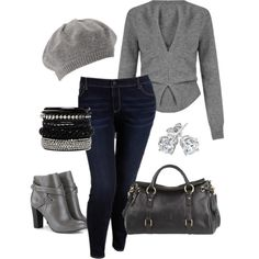 Grey Outfit