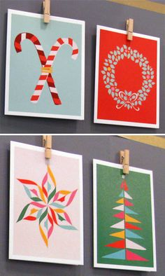 Fine Day Press Holiday Cards