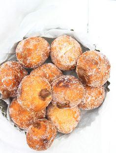 Nutellafyllda Munkar