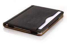 Mobiletto VENEZIA iPad Air 2 Ledertasche - schwarz