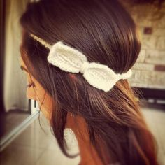 I should just figure out how to crochet my own bows and stuff. Haja jk (time).