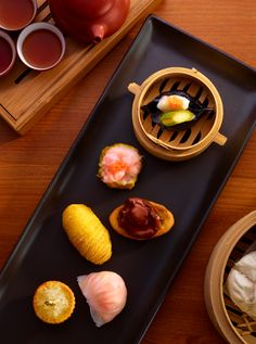 Dim sum is to Hong Kong as pizza is to New York - so we've picked out the best d. Malta Food, Chinese Restaurant, Restaurant Food, Roasted Meat, Vegetarian Options, Dim Sum, China, Food Design, Asian Recipes