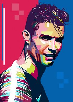 "Beautiful ""Ronaldo Pop Art"" metal poster created by Capung Studio. Our Displate metal prints will make your walls awesome. Cristiano Ronaldo Manchester, Cristiano Ronaldo Juventus, Cristiano 7, Juventus Fc, Pop Art Posters, Poster Prints, Cr7 Portugal, Art Sport, Ronaldo Photos"