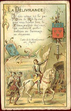 LA DÉLIVRANCE - Jeanne d'Arc by dietherpetter, via Flickr