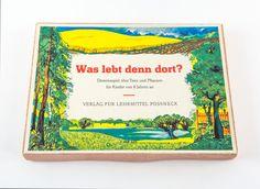 """DDR Museum - Museum: Objektdatenbank - """"Was lebt denn dort?"""" Copyright: DDR Museum, Berlin. Eine kommerzielle Nutzung des Bildes ist nicht erlaubt, but feel free to repin it!"""