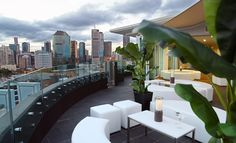 Top 8 Rooftop Bars in Brisbane. Aiming to attend all starting at: The Eagles Nest!