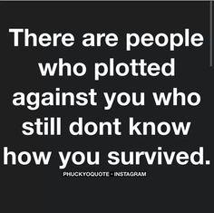 I will always survive