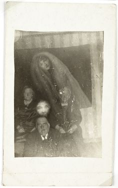 Ghostly Images: The Paranormal Spirit Photography of William Hope.
