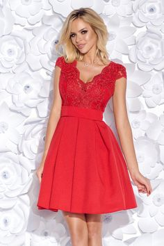 Sexy Summer Dresses, Evening Dresses, Formal Gowns, Homecoming, Most Beautiful, Model, Red, Glamour, Lingerie