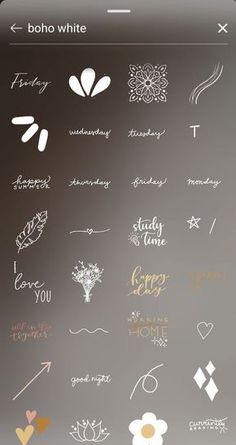 Instagram Blog, Instagram Words, Instagram Emoji, Instagram Editing Apps, Iphone Instagram, Instagram And Snapchat, Instagram Story Ideas, Instagram Quotes, Best Instagram Stories