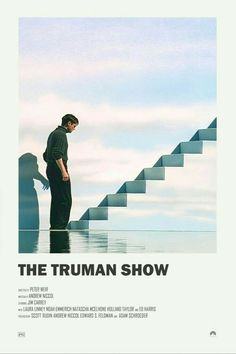 The Truman Show alternative movie poster Visit my shop - seen . - The Truman Show alternative movie poster Visit my shop – seen … – - Iconic Movie Posters, Minimal Movie Posters, Minimal Poster, Cinema Posters, Movie Poster Art, Poster Wall, Poster Prints, Poster Poster, Disney Movie Posters
