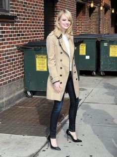 Emma Stone, 2012 - The Cut
