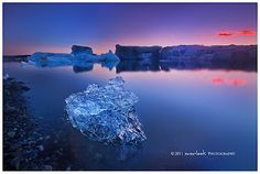 Landscapes : Earth (3 photos)  Jokulsarlon , Iceland - possibly the best place on earth for photography? Certainly was for Marianne and me :)More photos from Dylan Toh