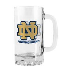 Notre Dame Fighting Irish Tankard