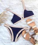 Bikini Swimwear Swimsuit Women Bikini Set Knot Rope Bathing Suit Biquini Beachwear Femme-SheSimplyShops