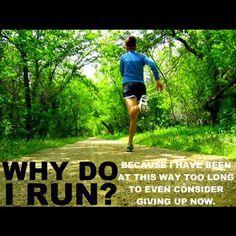 Why do I run? www.greennutrilabs.com