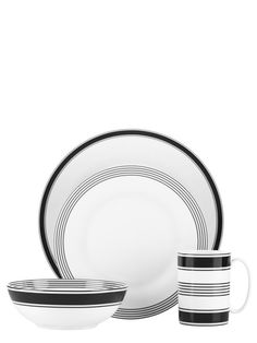 concord square four-piece place setting by kate spade new york