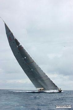 Another beautiful #JClass #superyacht! www.bunkerbuoy.com